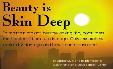 Beauty is Skin Deep
