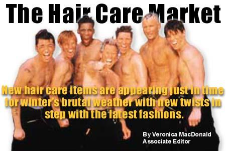 The Hair Care Market