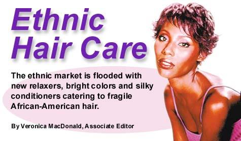 Ethnic Hair Care