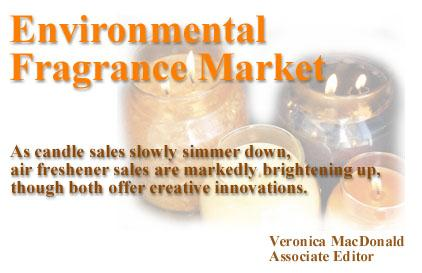 Environmental Fragrance Market