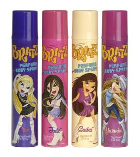Sweet Smelling Bratz