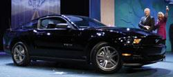 Mary Kay Flexes Its Muscle…Car