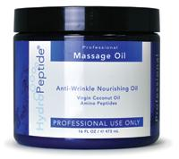 Anti-Wrinkle Massage Oil from HydroPeptide<br />