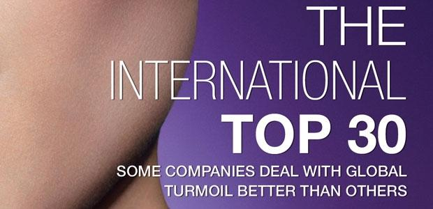 The International Top 30 Report
