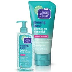 Clean & Clear Rolls Out Morning Burst Hydrating Collection