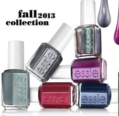 Fall 2013 Arrives at Essie