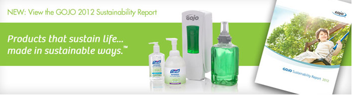 Green solutions frm Gojo.