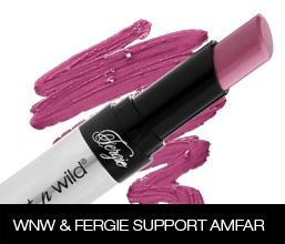 Wet n Wild and Fergie Donate to amfAR