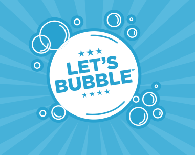 SCJ Rolls Out 'Let's Bubble' Campaign