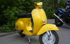 Coty and Vespa