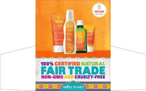 Weleda Benefits Whole Planet Foundation