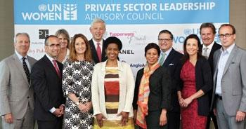 Tupperware Take Role in UN Women's PSLA Council