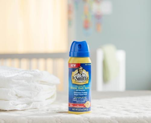 Spray Treatment for Diaper Rash