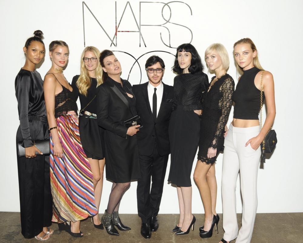 News Aplenty at Nars