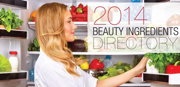 2014 Beauty Ingredients Directory
