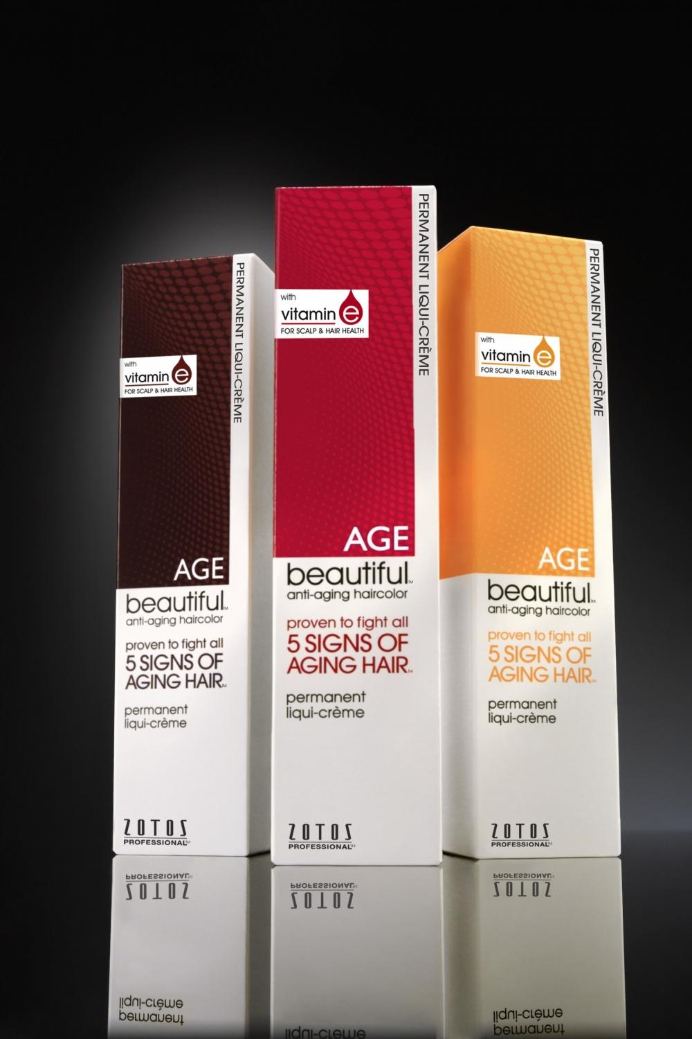 Zotos Adds To AGEbeautiful Haircolor Line