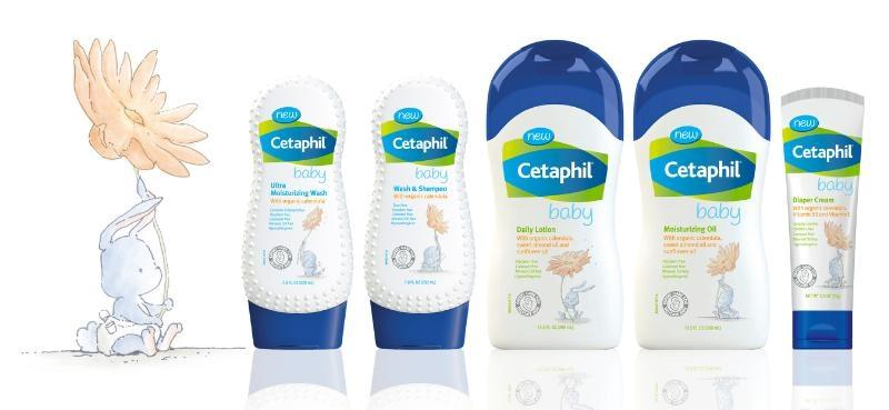 Cetaphil Expands Into Baby Care