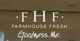Skin Biscuits New at FarmHouse Fresh