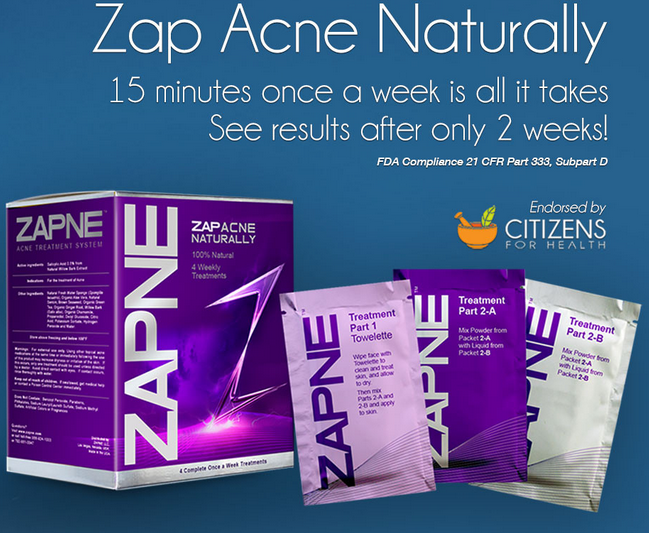 zapne-introduces-natural-acne-treatment
