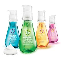 Foaming Body Wash from Method