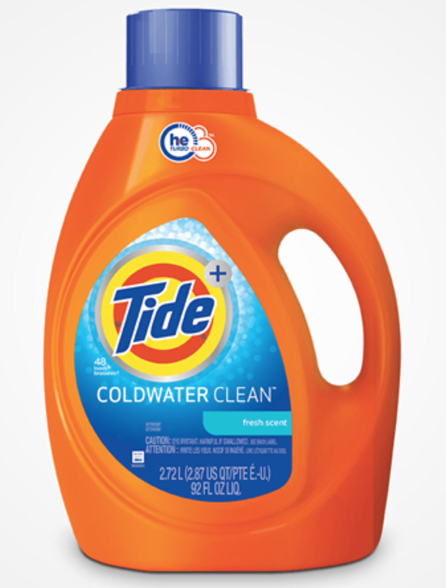 Tide Goes To School