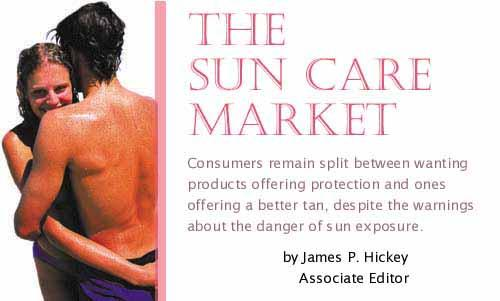 The Sun Care Market