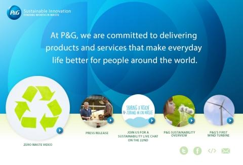 P&G to Host Earth Day Online Event