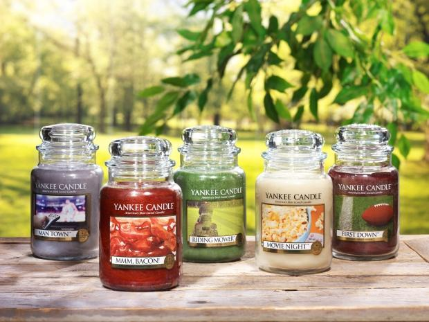 Yankee Candle Adds on to
