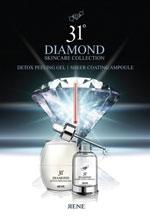 Diamonds Fuel New Skin Care Line