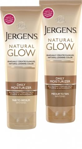 Jergens Revamps Natural Glow