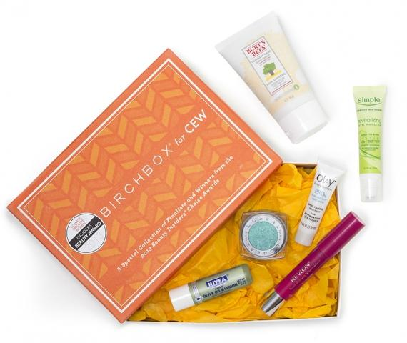 Birchbox Teams Up with CEW