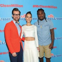 Mr. Clean Hosts Summer Fashion Party in NYC