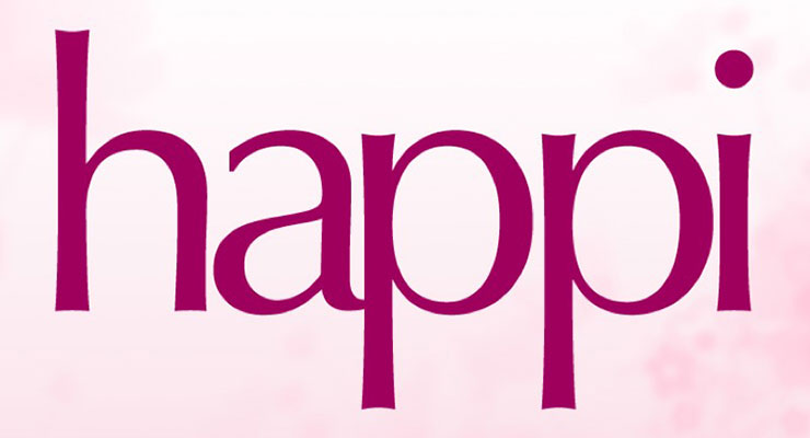 Register Now for Happi